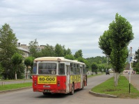 Амурск. ЛиАЗ-677М н684ра