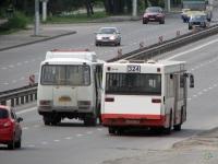 Липецк. Mercedes-Benz O405N н478от, ПАЗ-32054 ае102