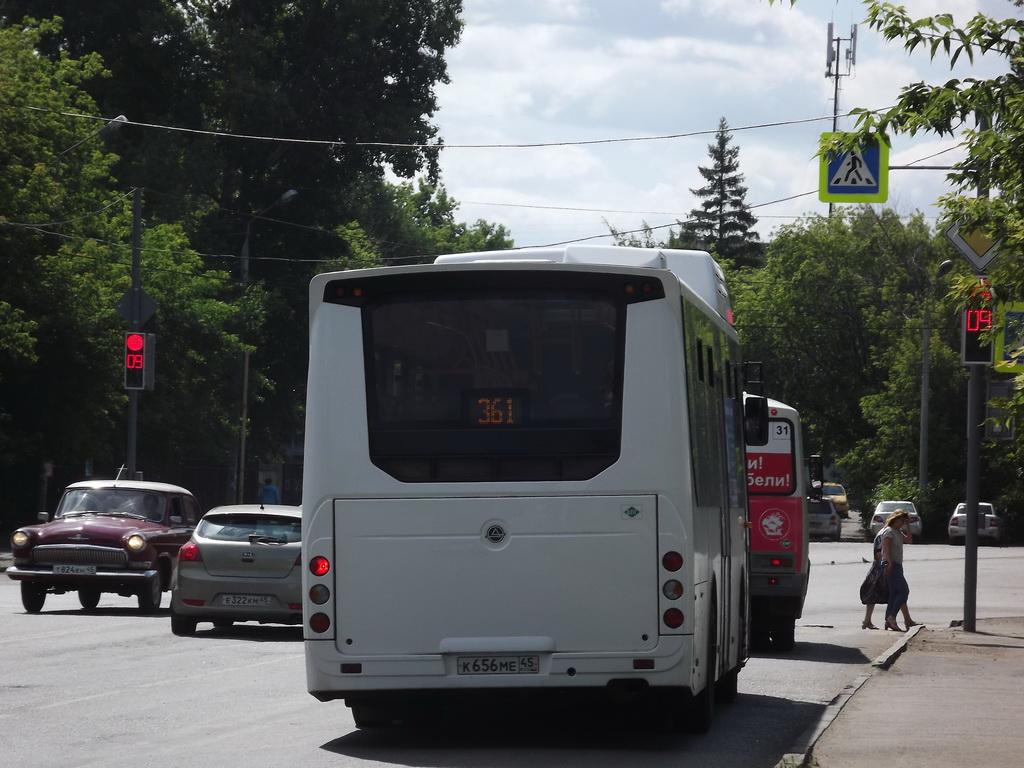 Курган. КАвЗ-4270-70 к656ме