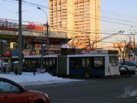 Москва. ТролЗа-6206 Мегаполис №2659