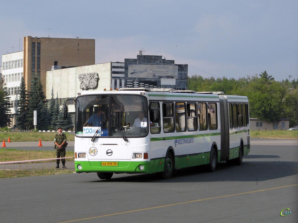 Жуковский. ЛиАЗ-6212.01 ев579