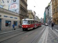 Прага. Tatra T3SUCS №7202