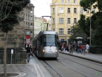 Прага. Škoda 14T №9140