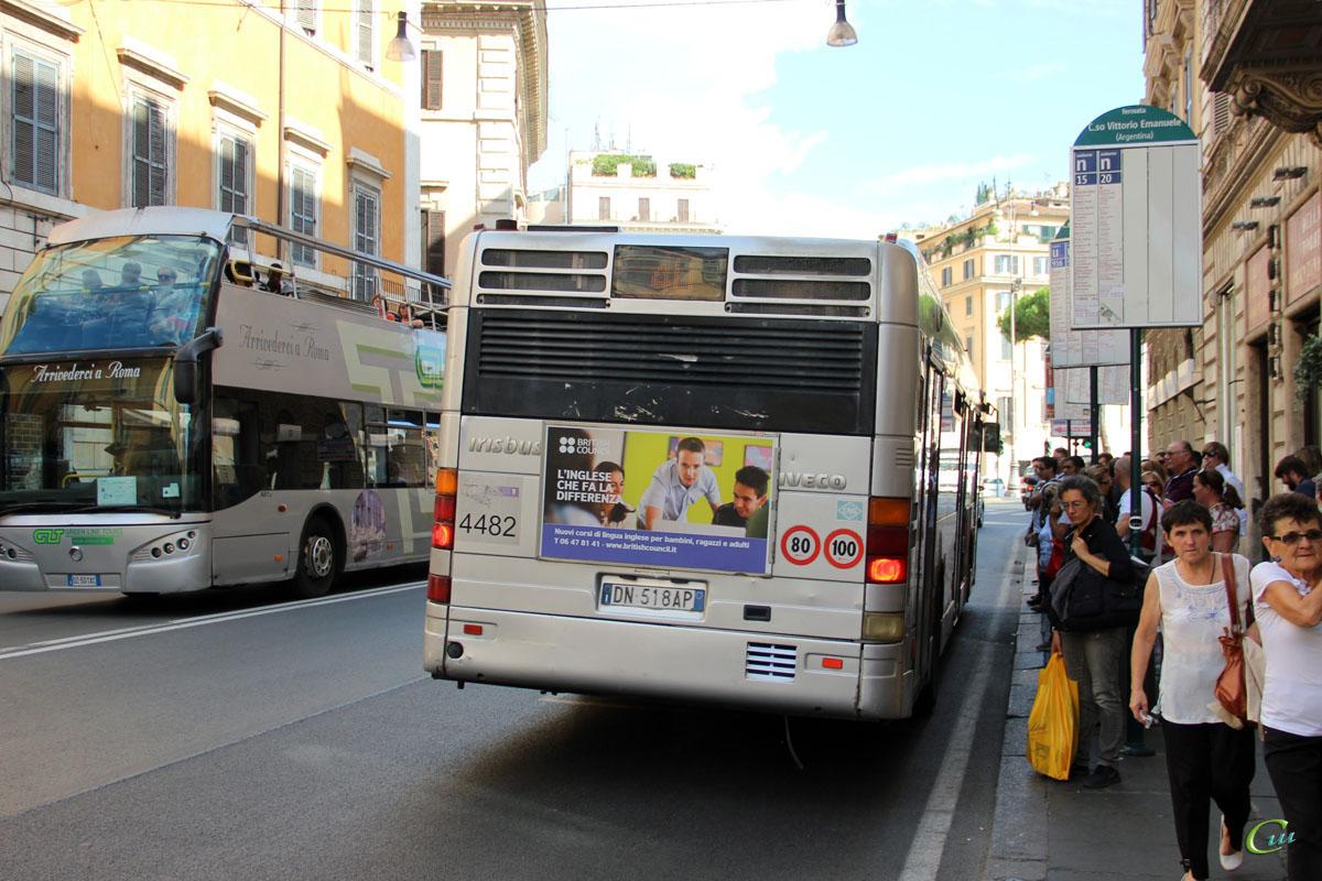 Рим. Irisbus CityClass CNG DN 518AP, Ayats Bravo I DZ 501XC