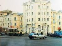 Курган. ЛиАЗ-677М н657ав