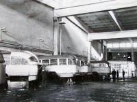 Курган. Автобусы ЛАЗ-695Е и ЗиЛ-158В