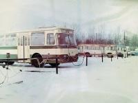 Курган. ЛиАЗ-677 №255