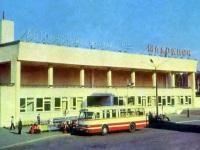 Шадринск. Автобус ЛАЗ-697