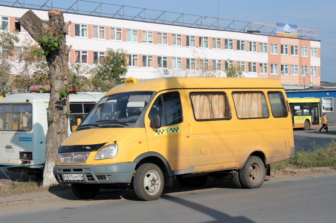 Шадринск. ГАЗель (все модификации) т611км