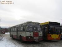 Шадринск. КАвЗ-4239 в697ет, ЛиАЗ-677М х423кв