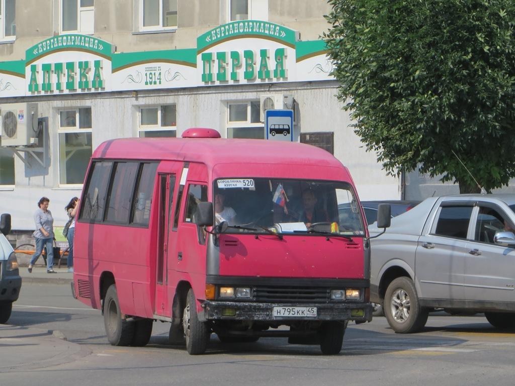 Курган. Hyundai Chorus н795кк