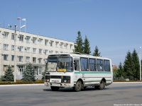 Шадринск. ПАЗ-32053-50 а076еу