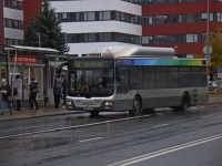 Вильнюс. MAN A21 Lion's City NL273 CNG GND 507