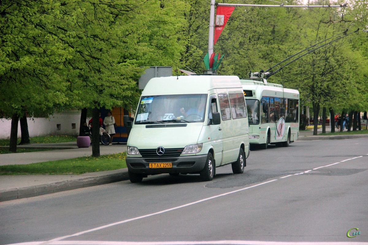 Бобруйск. Mercedes-Benz Sprinter 6TAX2259