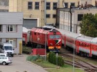 Вильнюс. ТЭП70БС-117