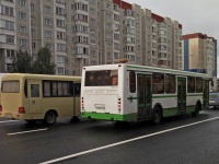 Сургут. ЛиАЗ-5256.26 а452см, Hyundai County SWB в660ау