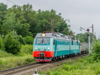 Белореченск. 2ЭС4К-076 Дончак