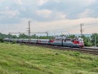 Белореченск. 2ЭС4К-104 Дончак