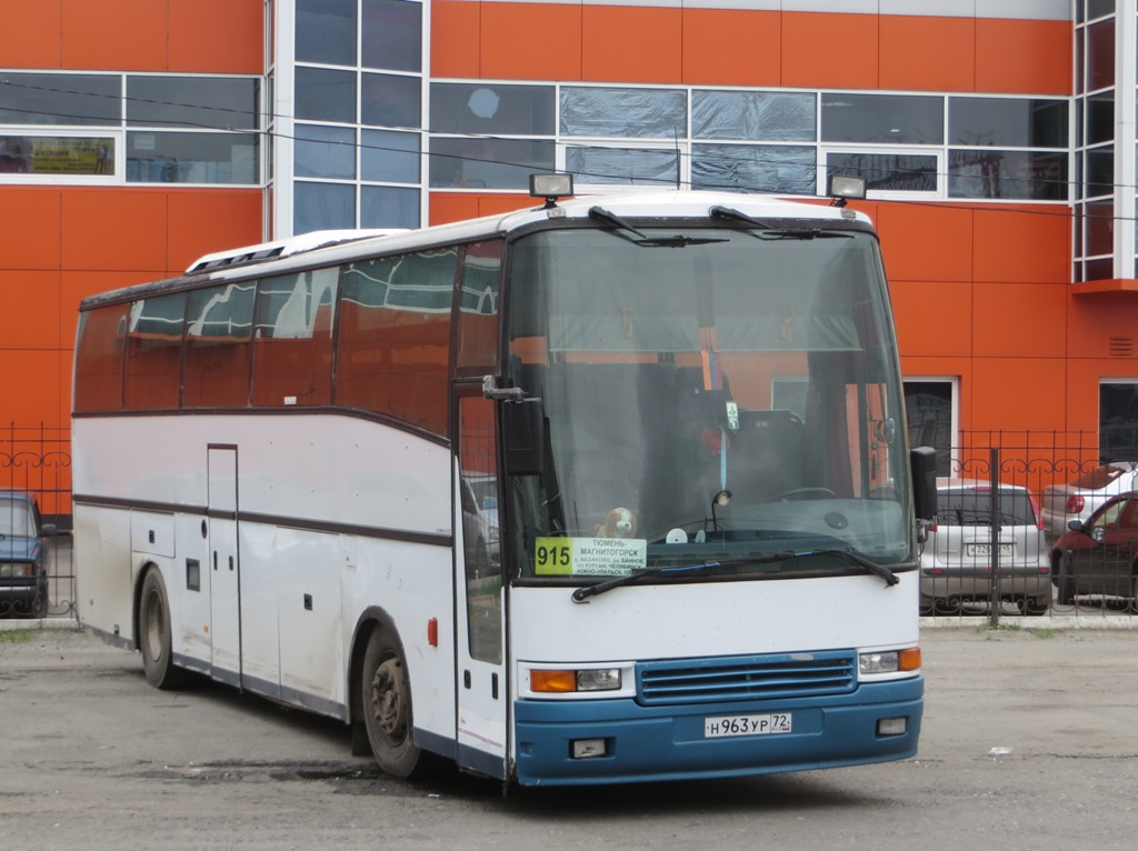 Курган. Berkhof Excellence 3000 н963ур