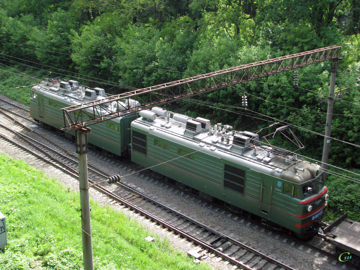 Киев. ВЛ80к-125