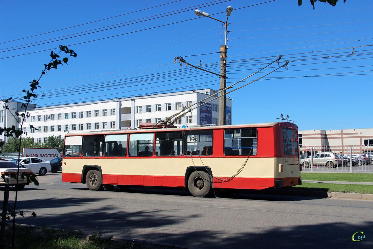 Киров. ЗиУ-682В №544
