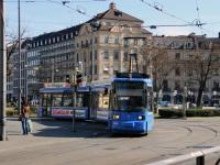 Мюнхен. Adtranz R2.2 №2168