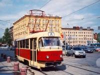 Москва. Tatra T3 (МТТД) №1302