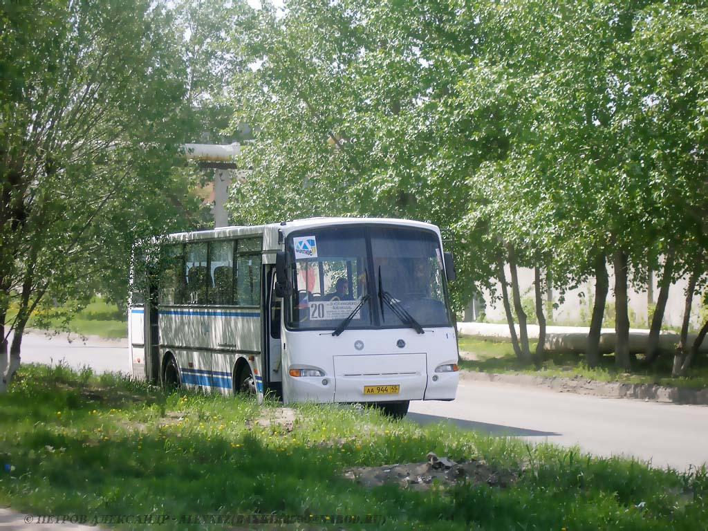 Курган. ПАЗ-4230-03 аа944