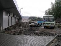 Курган. ПАЗ-3205 аа467, ПАЗ-32053 ав553