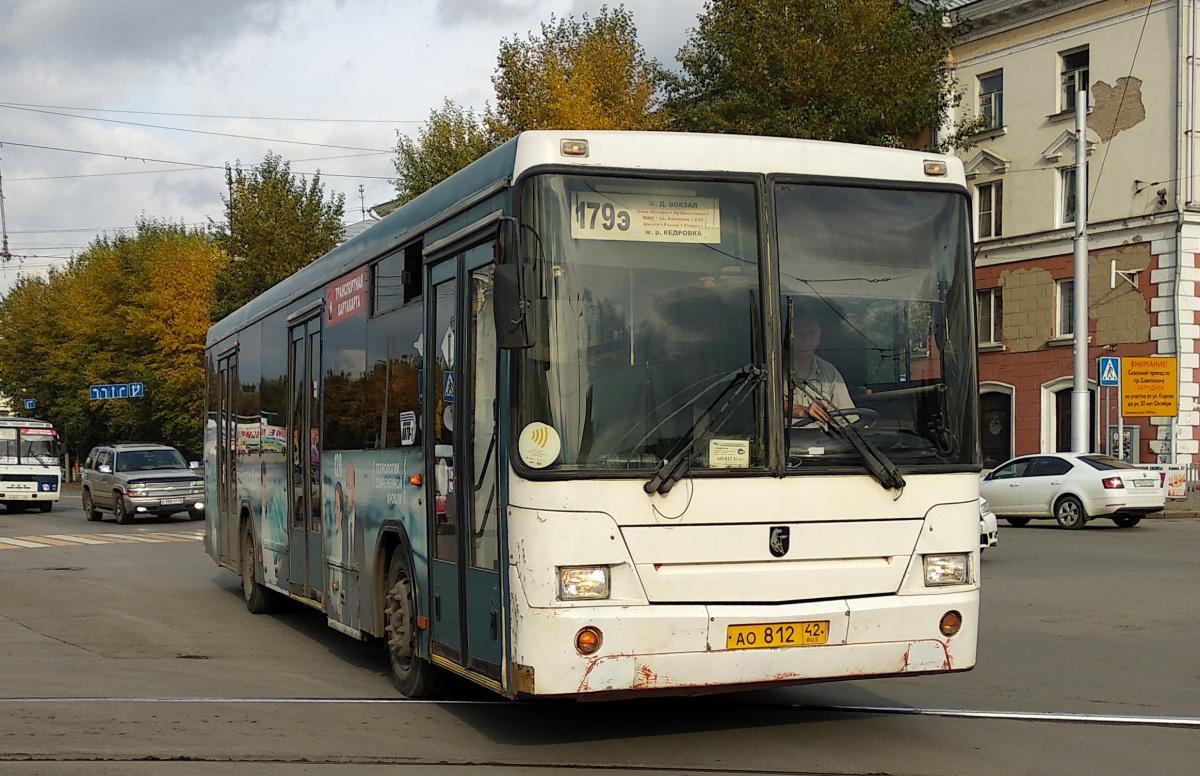 Кемерово. НефАЗ-5299-20-32 (5299CSV; 5299CSZ) ао812