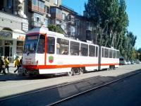 Запорожье. Tatra KT4DtM №002