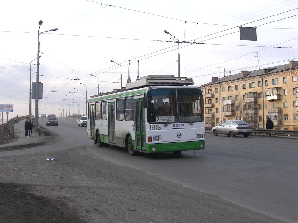 Курган. ВЗТМ-5280 №685