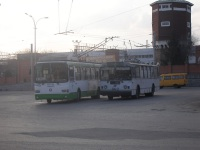 Курган. ВЗТМ-5280 №645, ЗиУ-682Г-012 (ЗиУ-682Г0А) №662