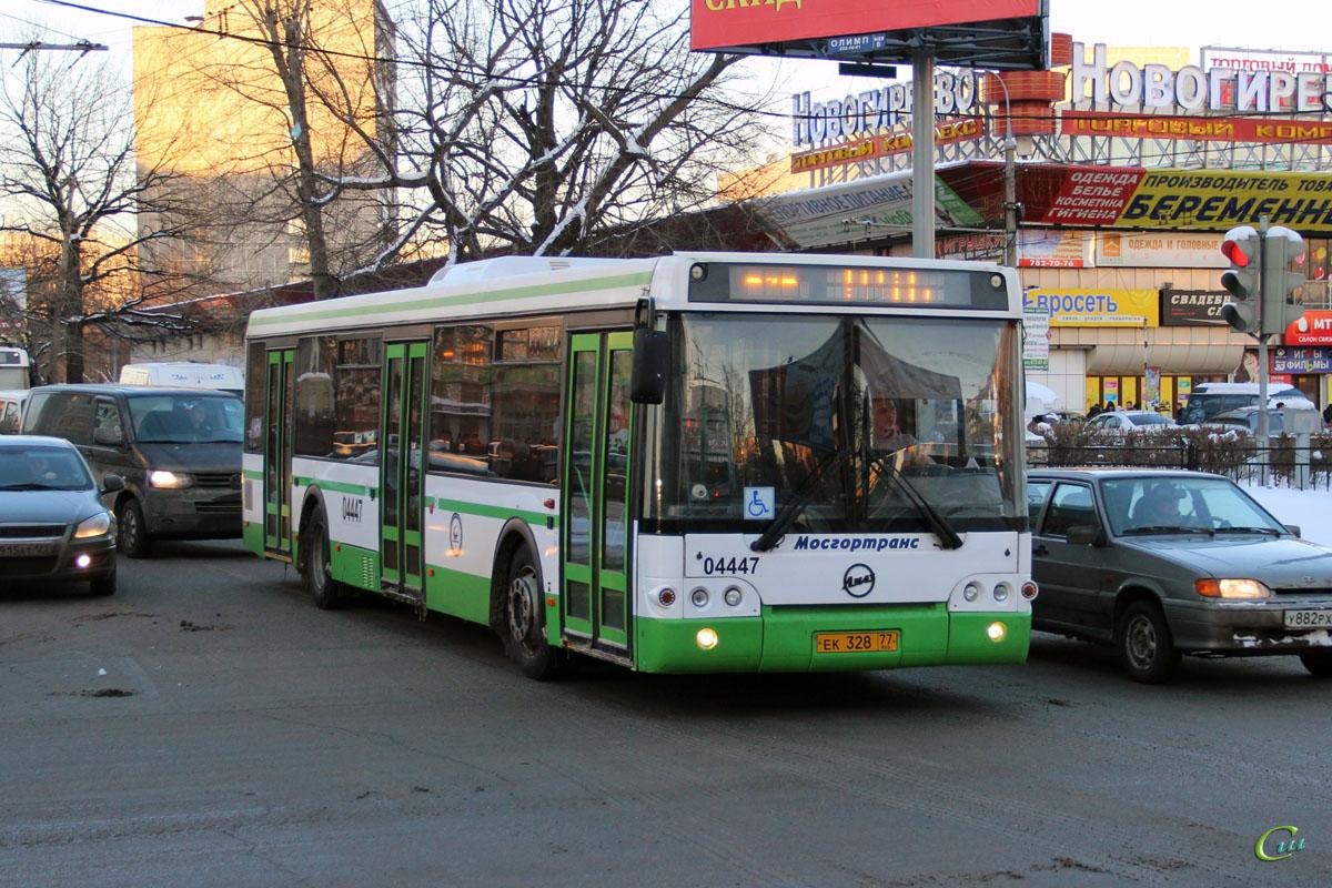 Москва. ЛиАЗ-5292.21 ек328