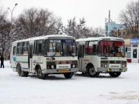 Таганрог. ПАЗ-32053 ак271, ПАЗ-32054 р896ну