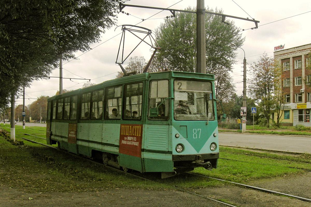 Конотоп. 71-605 (КТМ-5) №87