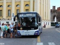 Верона. MAN A20 Lion's City Ü NÜ363 FP 977HN