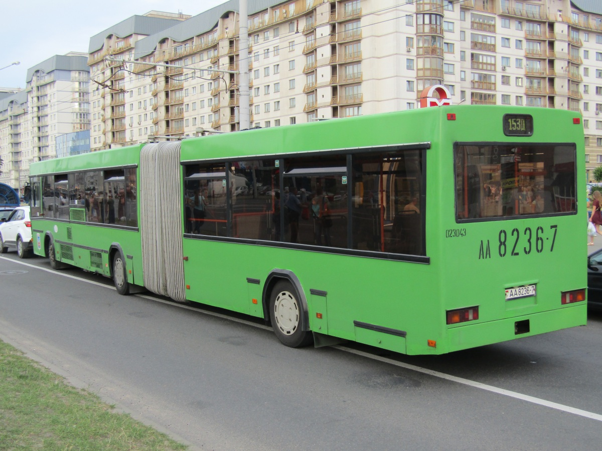Минск. МАЗ-105.065 AA8236-7