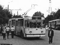 Тверь. ЗиУ-682В №2, Tatra T3 (двухдверная) №1
