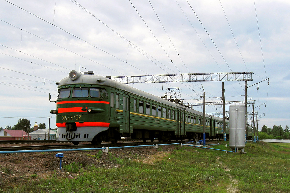 Суземка. ЭР9ПК-157
