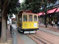 Сан-Франциско. Cable car №15