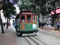 Сан-Франциско. Cable car №13