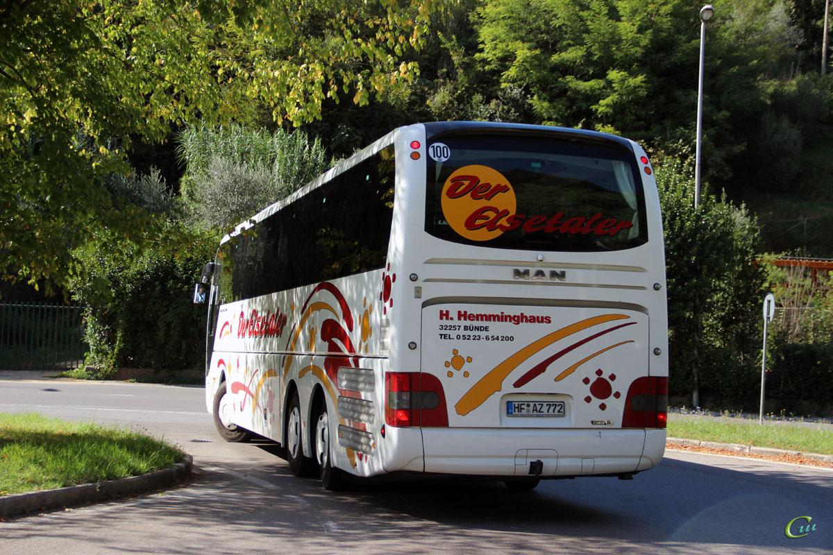Сиена. MAN R09 Lion's Coach C HF-AZ 772