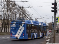 Санкт-Петербург. ТролЗа-5265.08 Мегаполис №2010