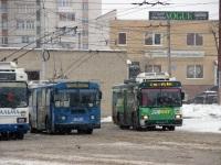 Ставрополь. БТЗ-52764Р №219, ЗиУ-682Г-018 (ЗиУ-682Г0Р) №70