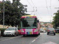 Теплице. Škoda 24Tr Irisbus №170