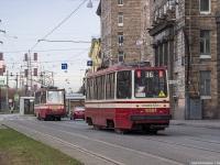 Санкт-Петербург. 71-134К (ЛМ-99К) №8321, 71-134К (ЛМ-99К) №8332