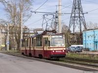 Санкт-Петербург. ЛВС-86К №8020