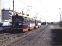 Ангарск. РВЗ-6М2 №105, РВЗ-6М2 №103, РАФ-2203 н8766ИР