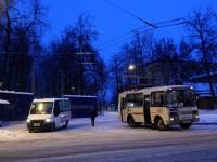 Калуга. ПАЗ-32054 м153мм, ГАЗель Next о159ео